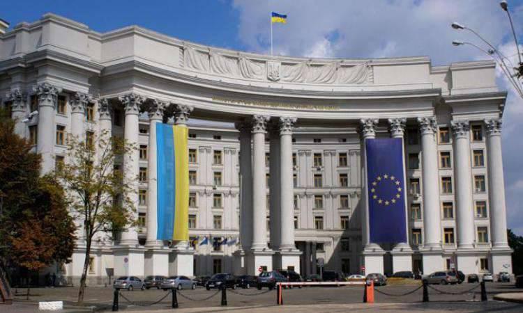O Ministério das Relações Exteriores da Ucrânia publicou dados sobre o número de equipamentos militares nas repúblicas autoproclamadas no Donbass