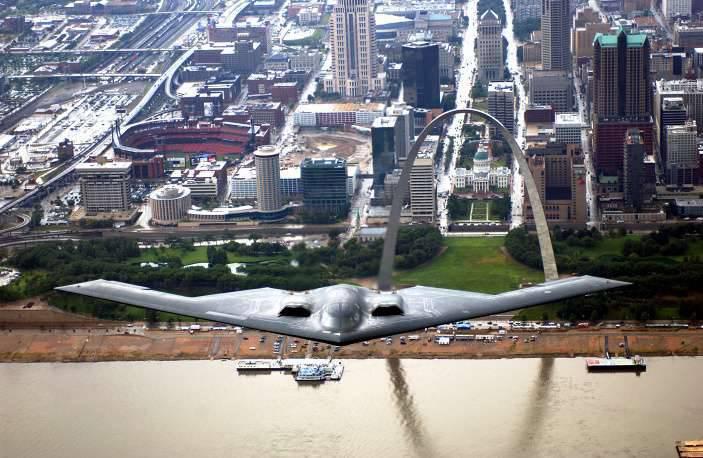 La Fuerza Aérea de EE. UU. Presentó una lista de los aviones más caros