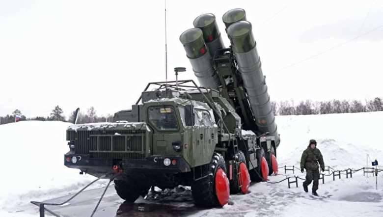 C-400 took over duty in Western Siberia