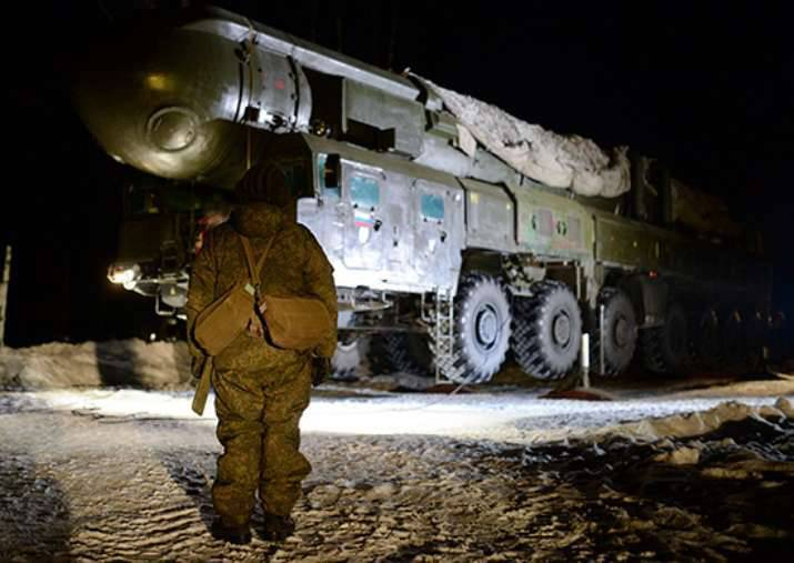 Commission command of the Strategic Missile Forces began checking Teykovskogo connections