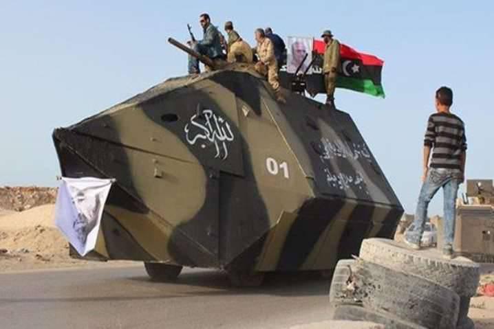 リビアのshushpantser