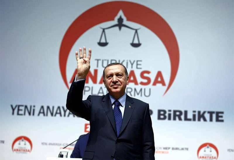 Die Türkei macht ein Rascheln in der NATO ...