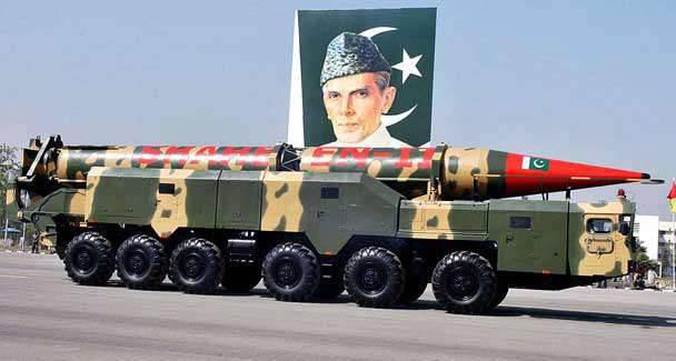 """Pakistan: """"Nous sommes prêts à réduire notre potentiel nucléaire, mais seulement après l'Inde ..."""""""