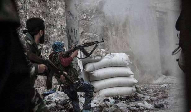 시리아에서는 Al-Nusra Front와 밀접한 관련이있는 그룹의 지도자가 제거되었습니다.