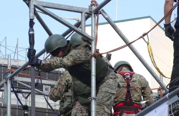 Centro de paraquedas será inaugurado na Chechênia