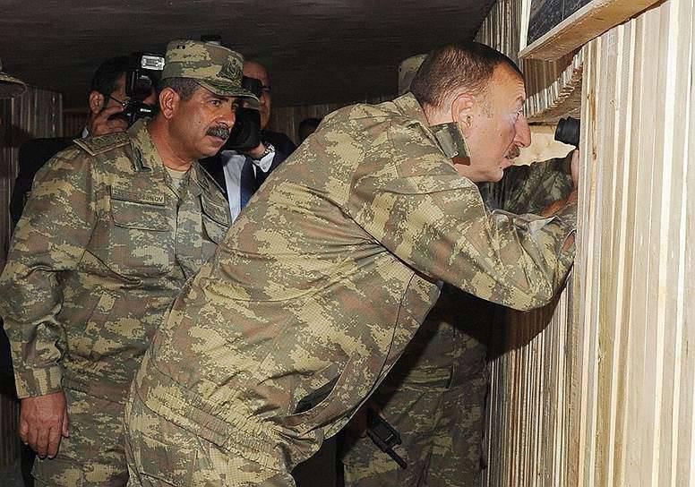 Rogozin se reunirá com o presidente do Azerbaijão em Baku