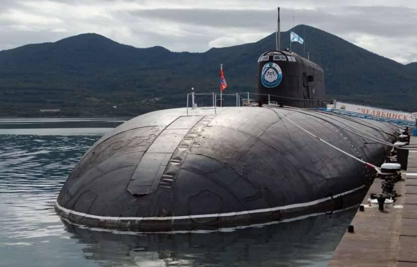 подводные лодки тихоокеанского флота россии