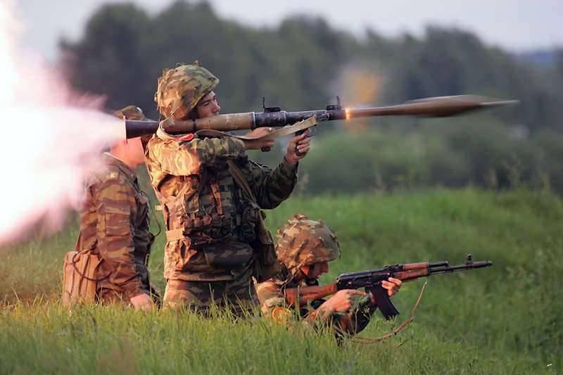 Lanzagranadas soviéticos antitanque. Parte 1