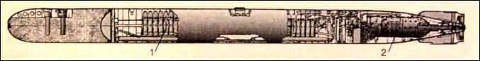 ET-80. O primeiro torpedo elétrico soviético