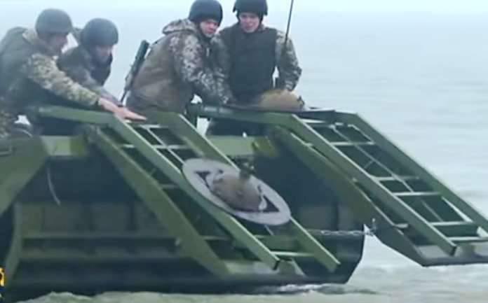 ВСУ минируют побережье Азовского моря