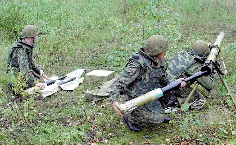 Советские противотанковые гранатомёты. Часть 2-я
