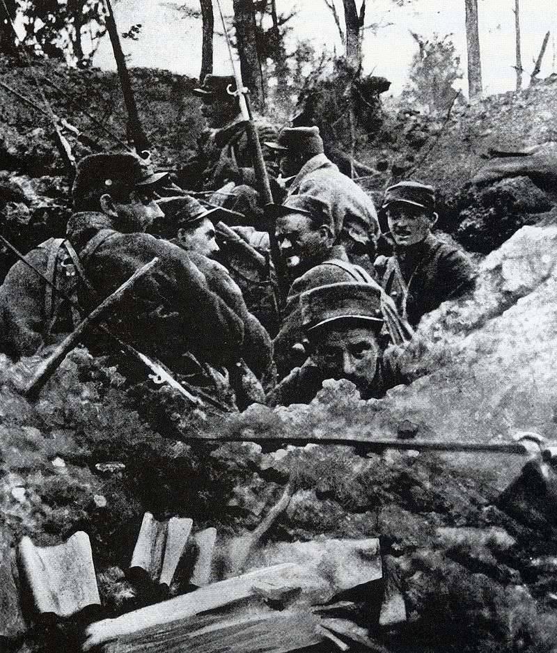 葡萄牙在第一次世界大战中