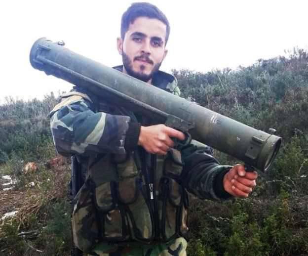 Abejorros rusos lanzallamas en Siria
