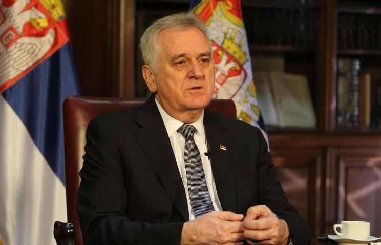 Tomislav Nikolic: le relazioni tra Serbia e Russia sono eccezionali