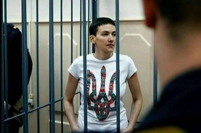 Der Prozess gegen Nadezhda Savchenko. Wird der Satz streng sein?