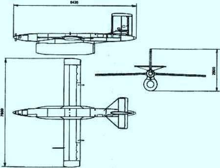 La-17: il drone di Lavochkin