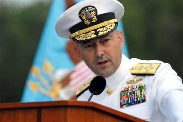 """Il comandante in carica in pensione della NATO in Europa si offre di dividere la Siria """"per porre fine alla guerra"""""""