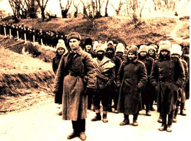 Die Aktionen der NKWD-Truppen zum Schutz der Hintermänner in den befreiten Ländern Europas