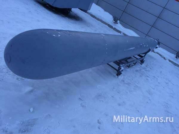 Torpedo 53-56 y sus modificaciones.