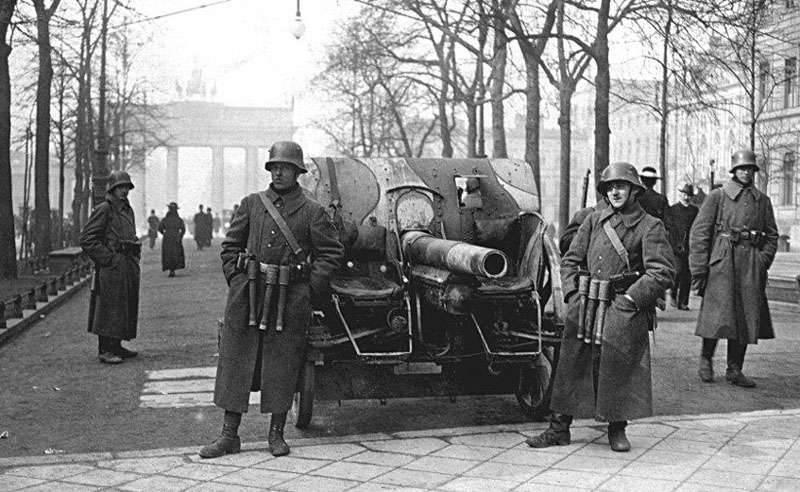 Comitato di emergenza in tedesco