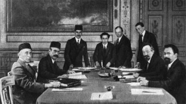 Trattato di Mosca. Come è stato creato il confine sovietico-turco