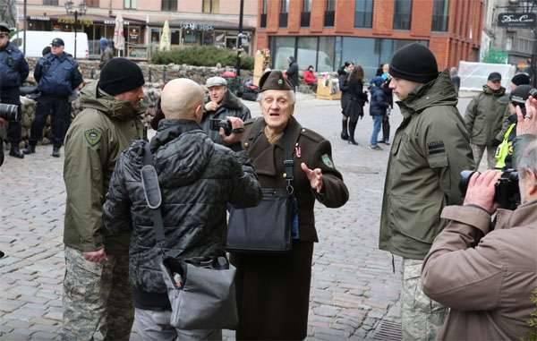 Tse Europe: Ein Marsch in Riga zum Gedenken an die Waffen-SS-Legionäre