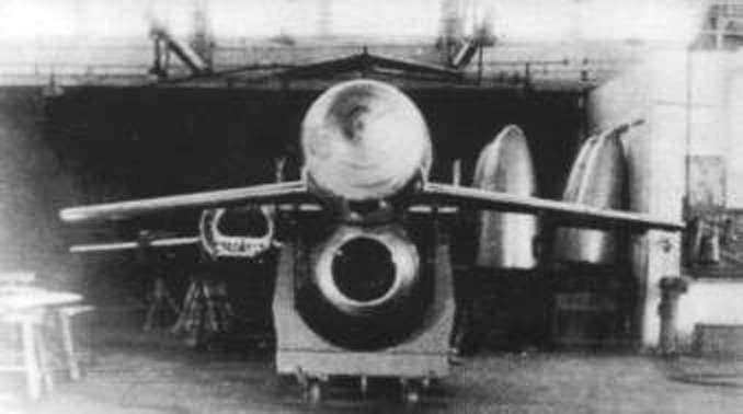 """Proyecto del misil de crucero """"Storm"""" 15XM"""