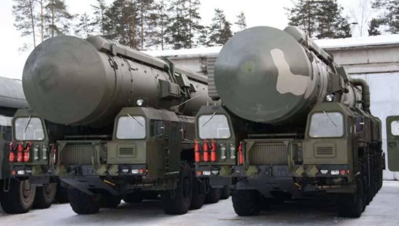 In der Strategic Missile Forces wird der neue Simulator für Duty Shift TsKP getestet
