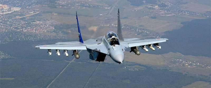 MiG-35 uçuş testlerine hazırlanıyor