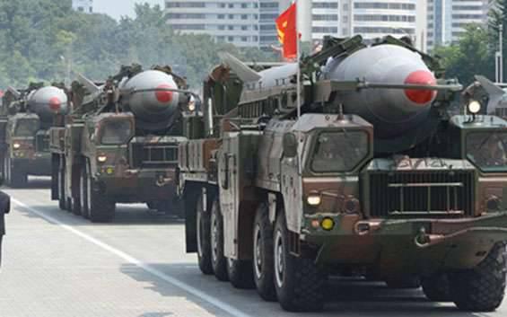 La Corée du Nord a effectué des lancements de missiles balistiques