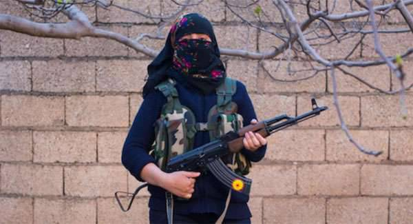 Kurdish self-defense units claimed responsibility for the killing of Turkish security forces by 27