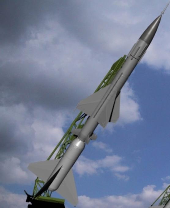 ダル対空ミサイルシステム