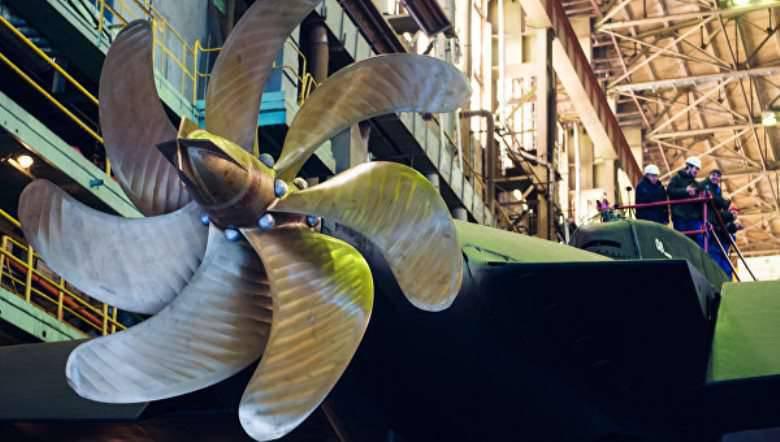 रूसी संघ की नौसेना: पनडुब्बियों की नई श्रृंखला के निर्माण का सवाल तय किया जा रहा है