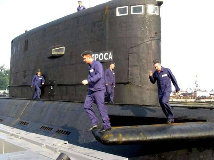 """DEPL """"Alrosa"""" ne quittera pas la région de la mer Noire"""