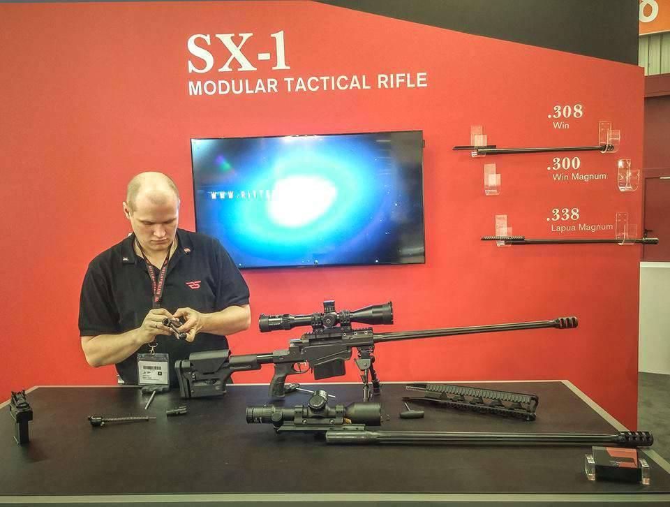 Картинки по запросу винтовкой MTR SX-1