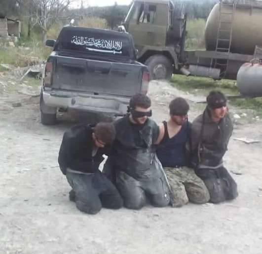 Résumé des progrès de l'opération antiterroriste des forces gouvernementales et des milices nationales syriennes