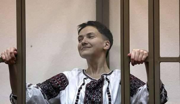 The court found N. Savchenko guilty