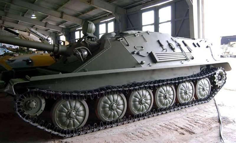 越南军方返回苏联ACS-85服役