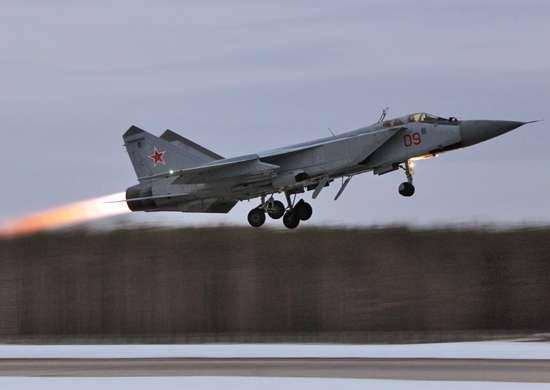 Lancio della dottrina tattica dell'aviazione da combattimento in ZVO