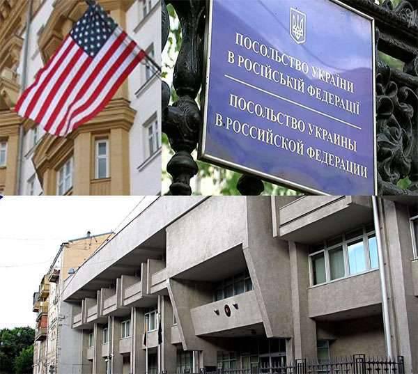 Diplomatik koruma altında Rus karşıtı havlama