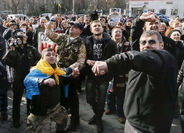 Los radicales ucranianos contra Rusia. ¿Cómo se realiza la actividad subversiva en el territorio del estado ruso?