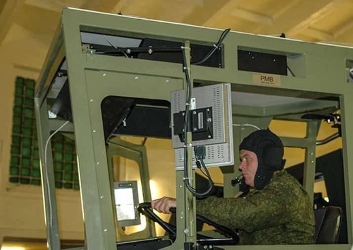 Na unidade de mísseis estratégicos de Irkutsk, iniciou-se o treinamento para o novo complexo Yars