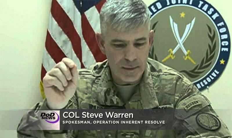 """美国司令部发言人说,美国海军陆战队在伊拉克的军事基地-这是""""临时措施"""""""