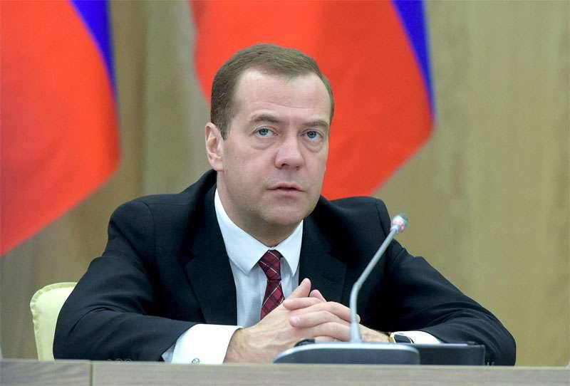 """Dmitry Medvedev called the head of the SBU, who saw the """"Russian trace"""" in Brussels attacks, a moron"""