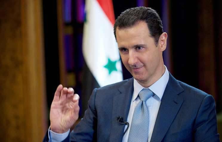 """Esad: """"Suriye, bu kahramanları doğuran anneler olduğu sürece yenilmez"""""""