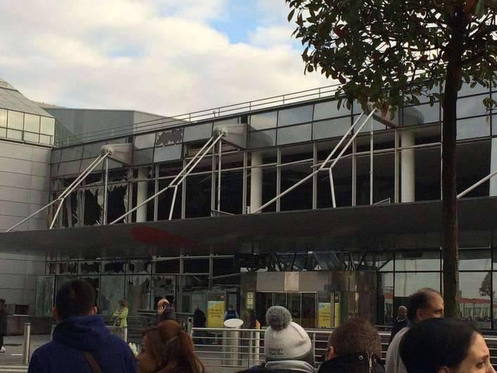 谁炸毁了布鲁塞尔? 比利时已成为新的恐怖袭击的目标