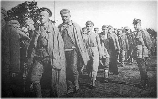 Las lecciones de la guerra soviético-polaca.