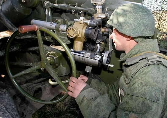 Unidades da brigada de fuzil motorizada implantada na Chechênia iniciaram exercícios no território de Stavropol