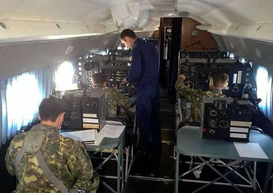 Le centenaire du service de navigation de l'armée de l'air russe