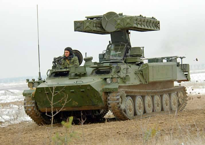 """Airborne units during the exercise destroyed the """"enemy"""" drones"""